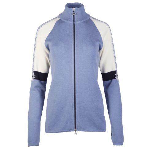 Dale of Norway: Geilo 83461D Noors dames vest van 100% Merino wol