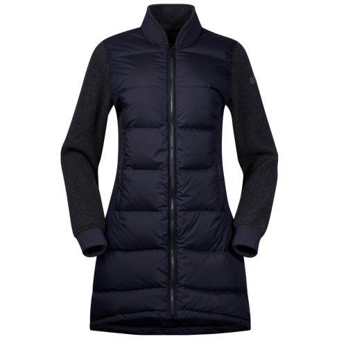 Bergans Oslo down hybrid Dames jas met dons