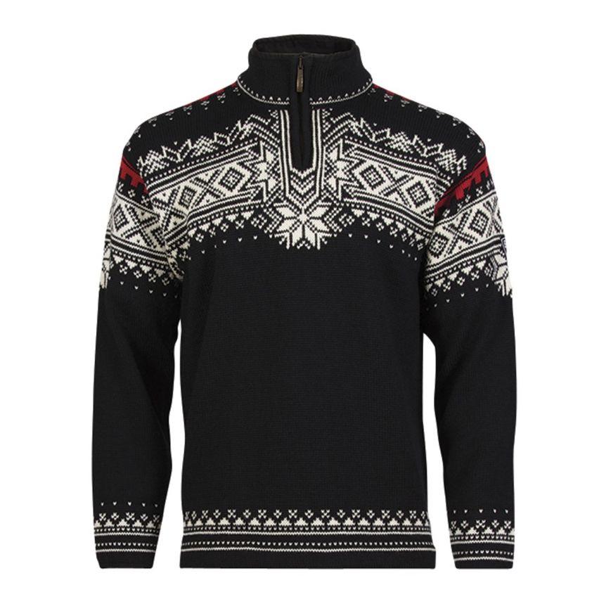 Dale of Norway: Anniversary 34931F Noorse heren pullover van 100% Noorse wol